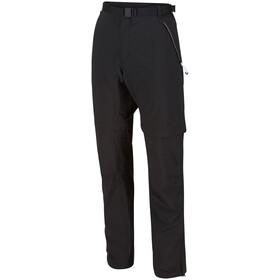 Regatta Xert III Stretch Zip-Off Trousers Men black
